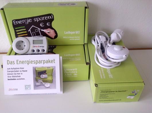 Energiesparpaket