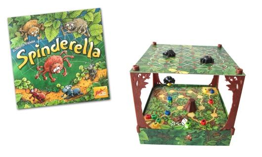 Spinderelllla