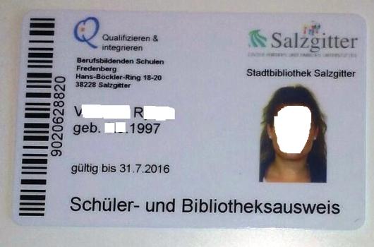 SchuelerBibliotheksausweis