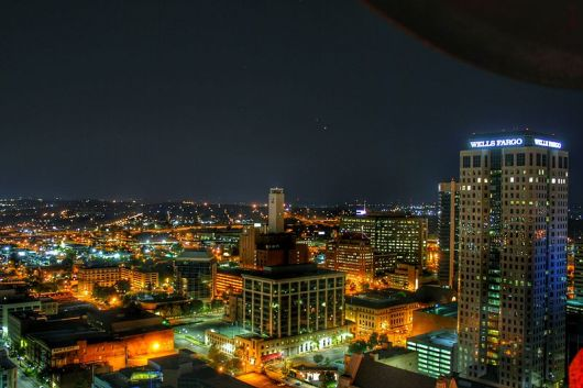 Birmingham, Alabama. Author: Amcannally. This file is licensed under the Creative Commons Attribution-Share Alike 4.0 International license.
