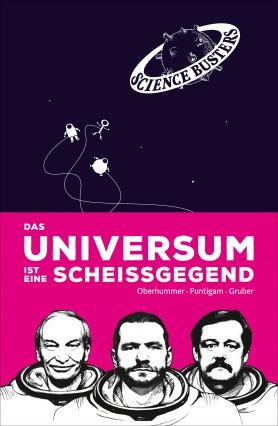 Universum schieß Gegend_Cover