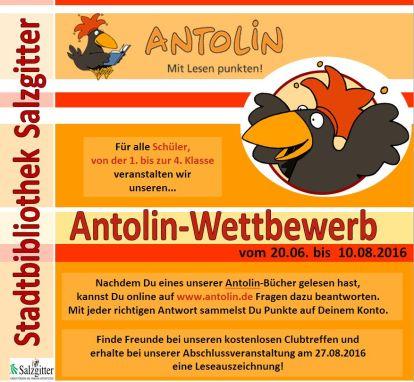 Antolin Sommer 2016