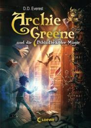 Archie Green Bibliothek Magie