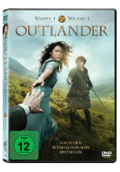 Outlander dvd