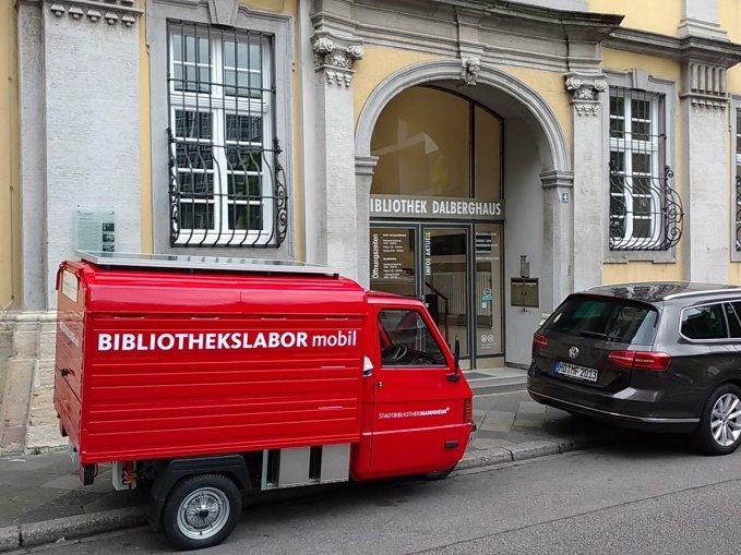 bibliothekslabor