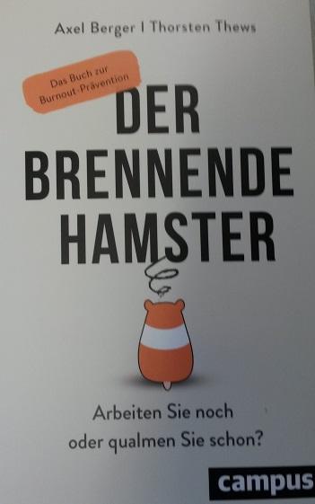 brennender Hamster