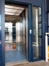L - Renovierung Fahrstuhl